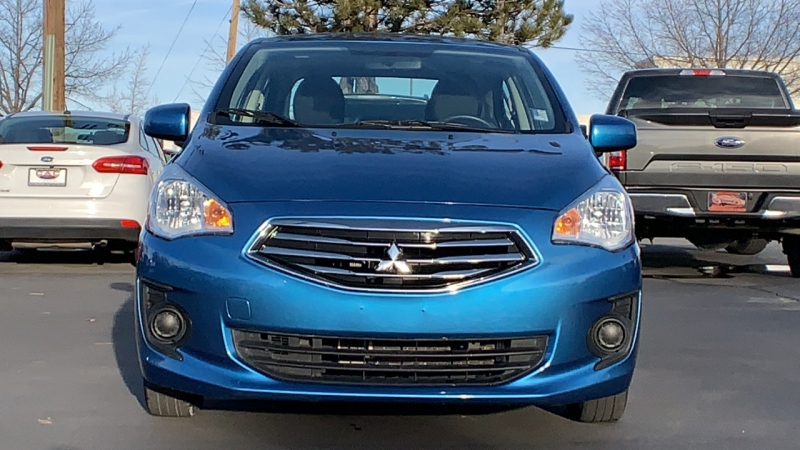 Mitsubishi Mirage G4 2017 price $10,374