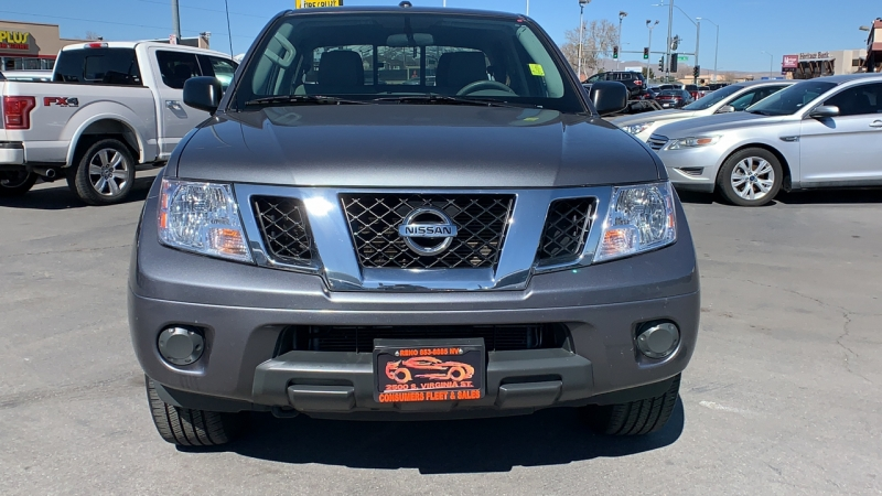Nissan Frontier 2017 price