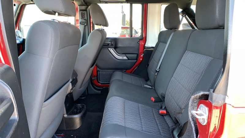 Jeep Wrangler Unlimited 2012 price $23,625
