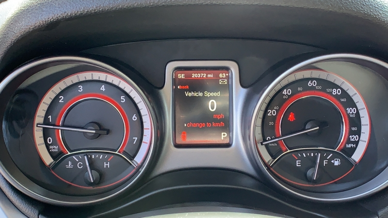 Dodge Journey 2018 price $19,875