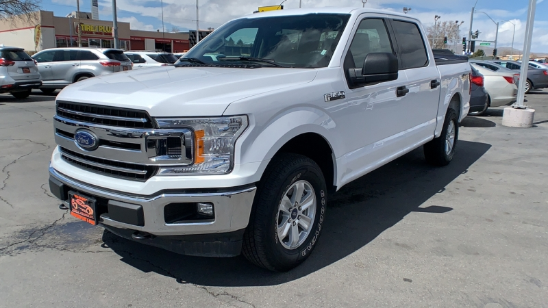 Ford F-150 2018 price $33,750