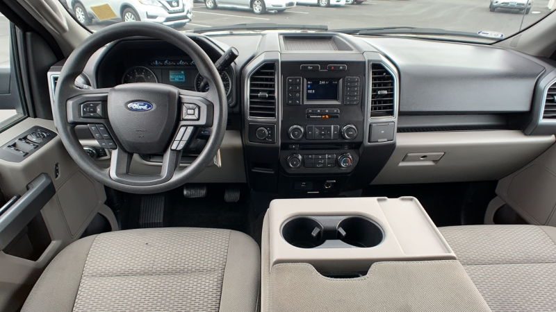 Ford F-150 2018 price $34,595