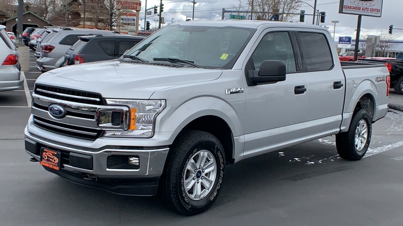 Ford F-150 2018 price $33,595
