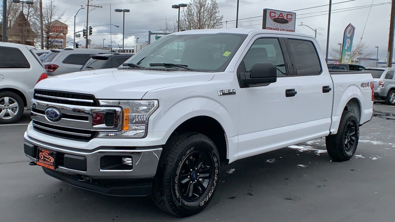 Ford F-150 2018 price $33,495