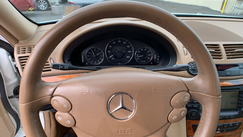 Mercedes-Benz E-Class 2007 price $10,995