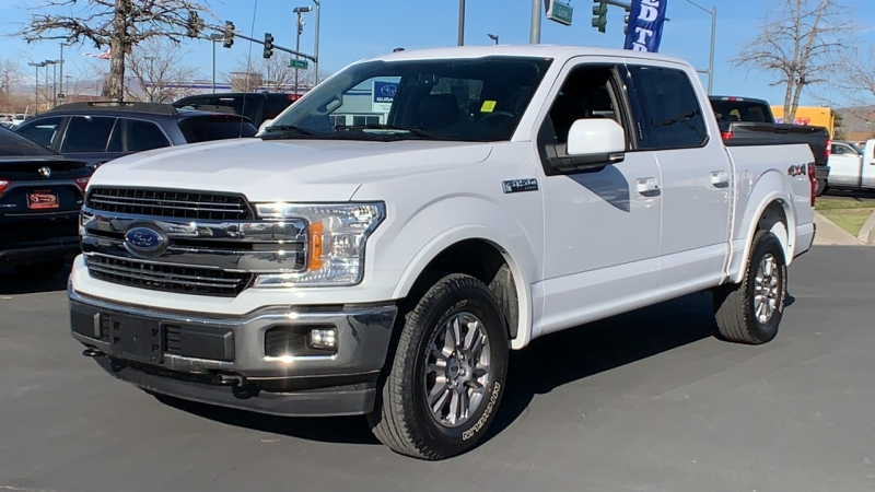 Ford F-150 2018 price $41,555
