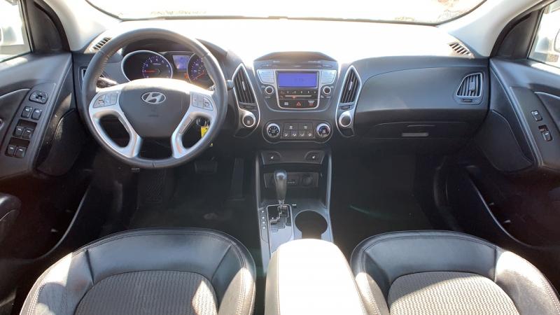 Hyundai Tucson 2012 price $14,450