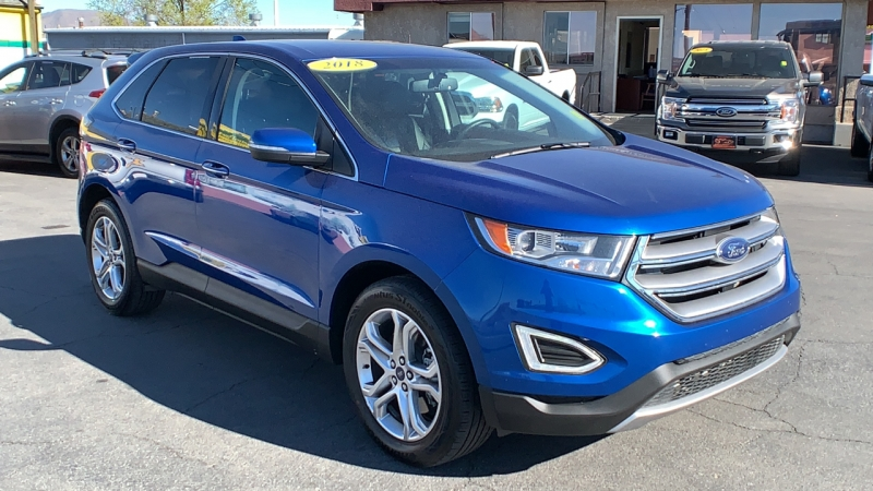 Ford Edge 2018 price $28,995