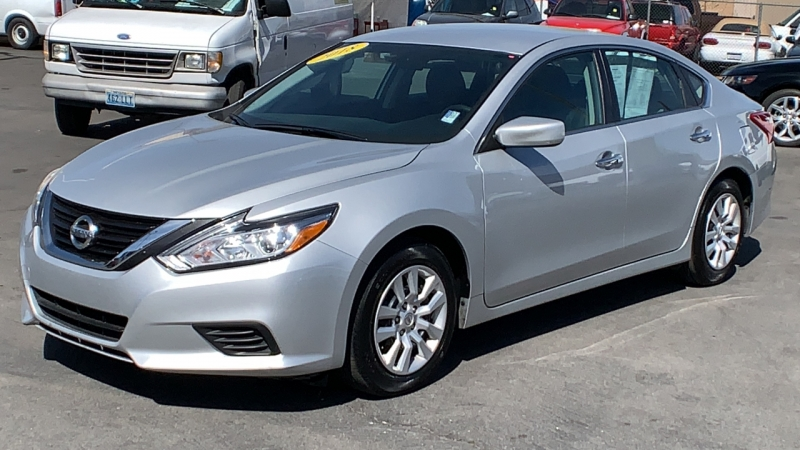 Nissan Altima 2018 price $16,888