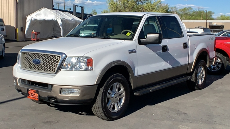 Ford F-150 2004 price Call for Pricing.