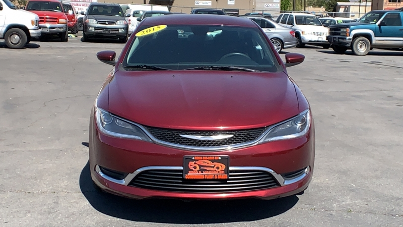 Chrysler 200-Series 2015 price 12749