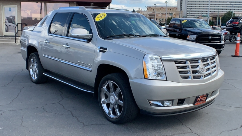 Cadillac Escalade EXT 2008 price $22,799