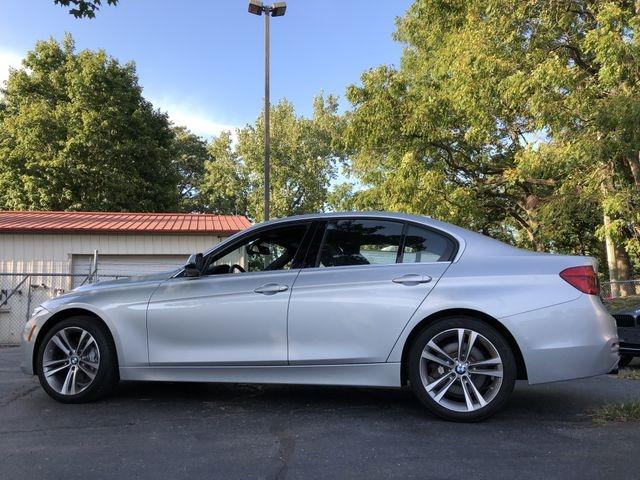 BMW 3 Series 2016 price $27,950
