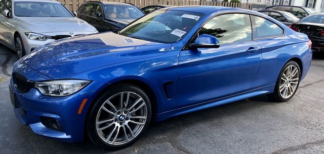 BMW 4 Series 2016 price $25,950
