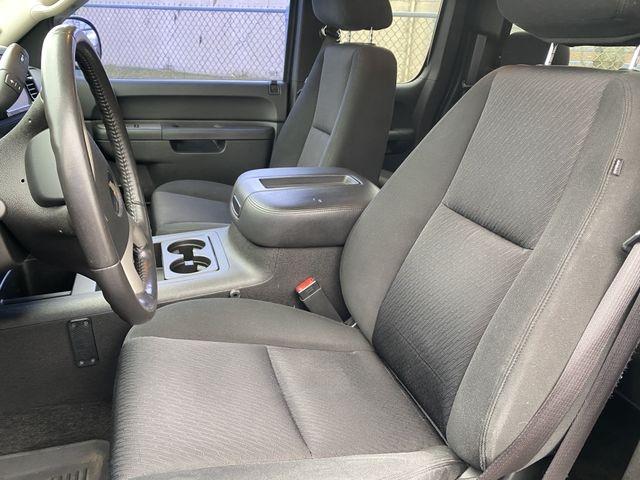 Chevrolet Silverado 1500 Extended Cab 2010 price $10,985