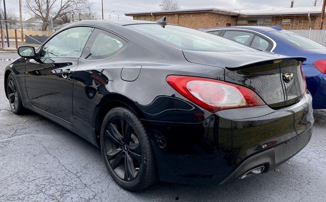 Hyundai Genesis Coupe 2010 price $8,475