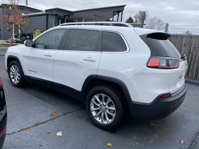Jeep Cherokee 2019 price $17,850