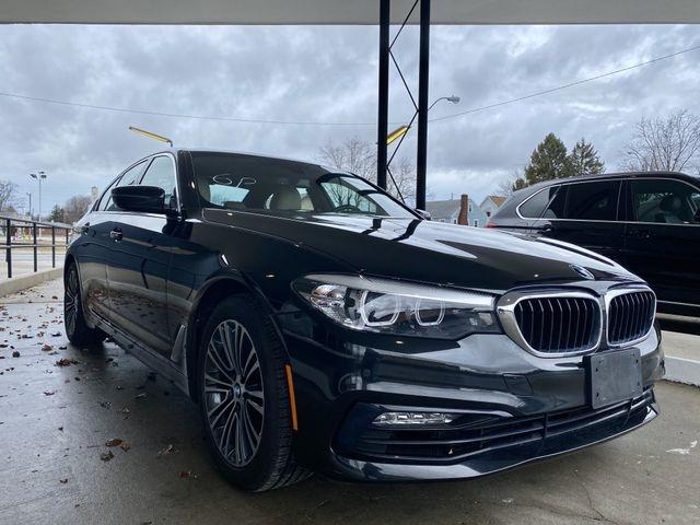BMW 5 Series 2017 price $33,500