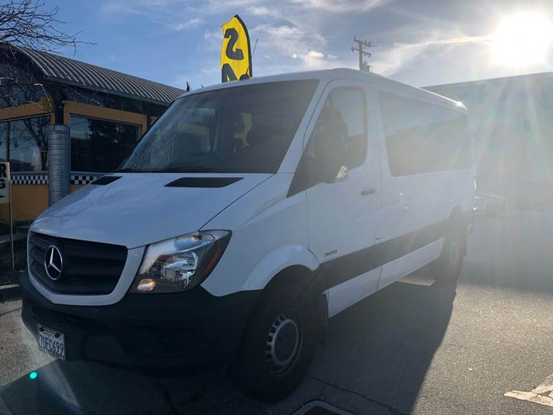 Mercedes-Benz Sprinter Passenger 2016 price $33,295