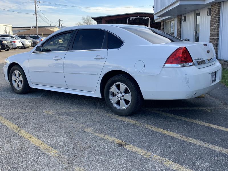Chevrolet Impala 2011 price $4,900