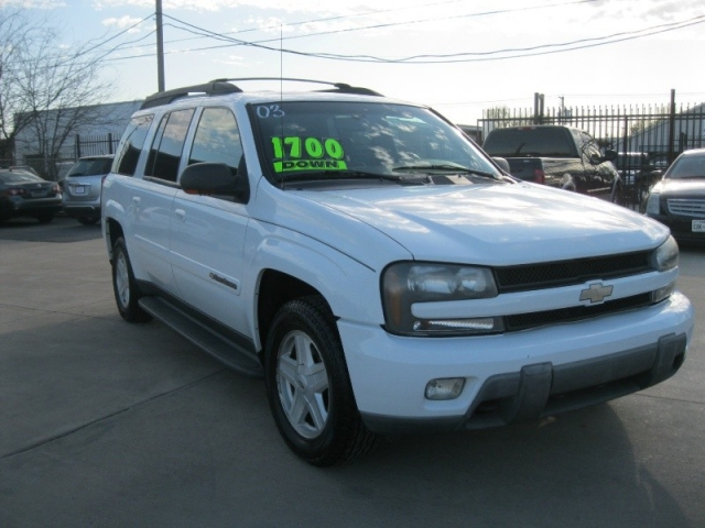 2003 chevrolet trailblazer 4dr 4wd ext lt inventory la silla 2003 chevrolet trailblazer publicscrutiny Choice Image
