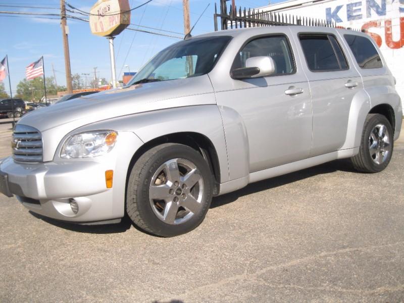 2010 Chevrolet Hhr Fwd 4dr Lt W 1lt