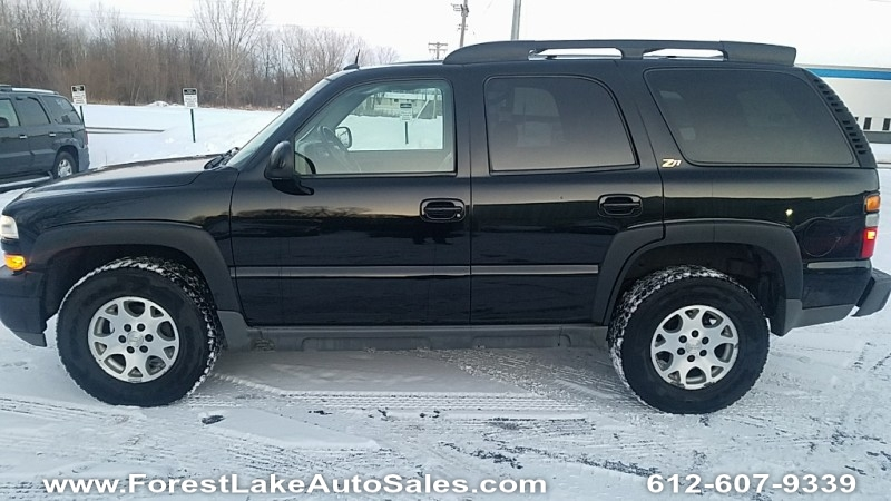 Chevrolet Tahoe 2004 price $7,800