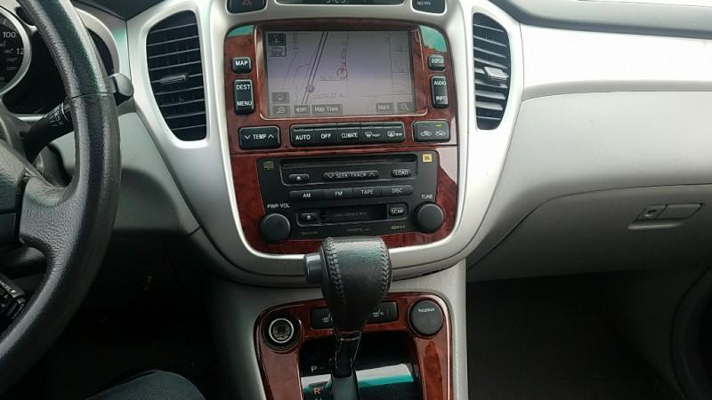 Toyota Highlander Hybrid 2006 price $0