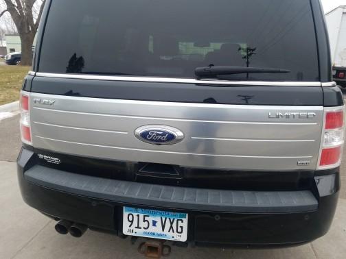 Ford Flex 2009 price $7,250