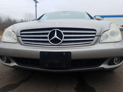 Mercedes-Benz CLS-Class 2006 price $6,750