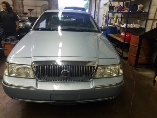 Mercury Grand Marquis 2004 price $3,500