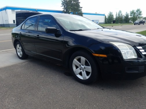 Ford Fusion 2006 price $4,000