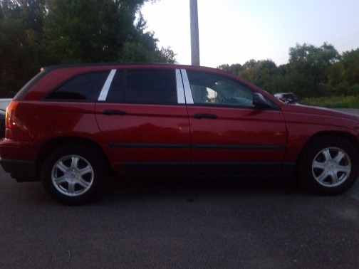 Chrysler Pacifica 2005 price $3,600