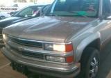 Chevrolet C/K 3500 Crew Cab 1998