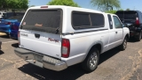 Nissan Frontier 2WD 1999