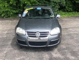 Volkswagen Jetta Sedan 2008