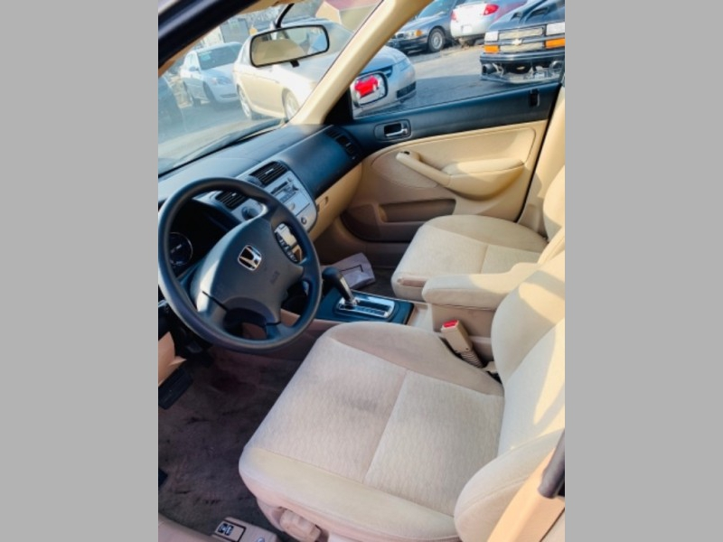 Honda Civic Hybrid 2005 price $3,599