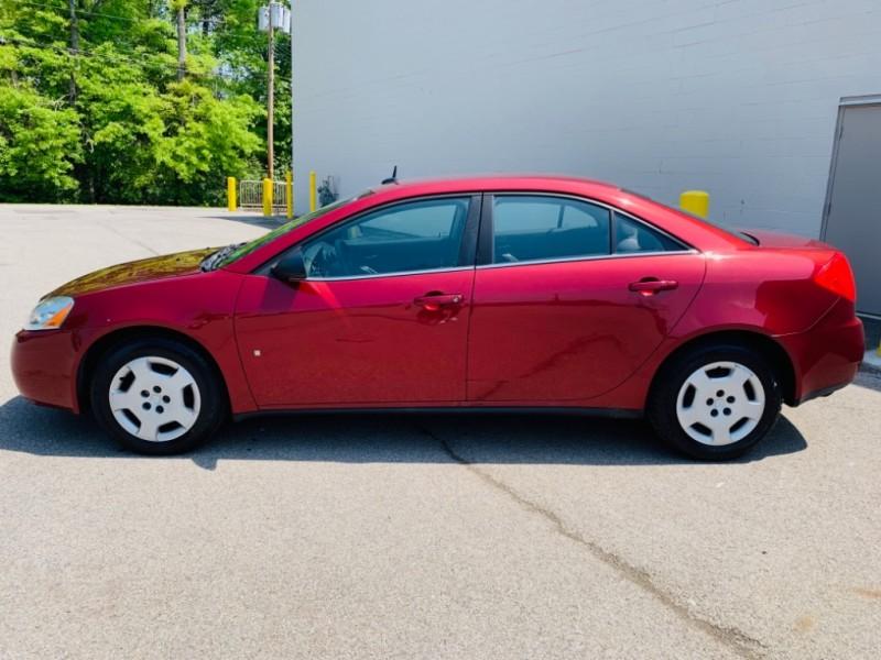 Pontiac G6 2008 price $3,900