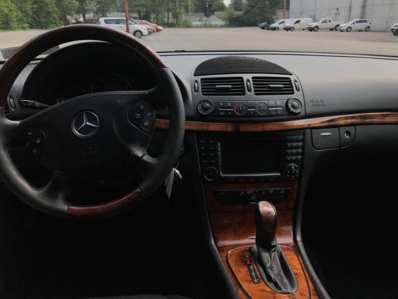 Mercedes-Benz E-Class 2004 price $5,500