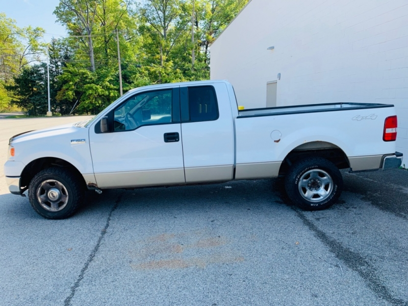 Ford F-150 2007 price $4,800