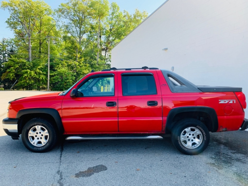 Chevrolet Avalanche 2006 price $6,300