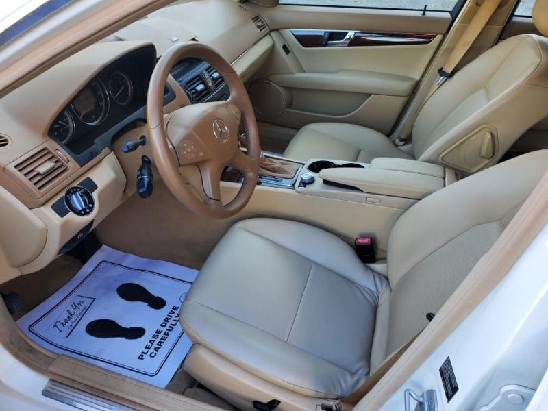 Mercedes-Benz C-Class 2008 price $7,600
