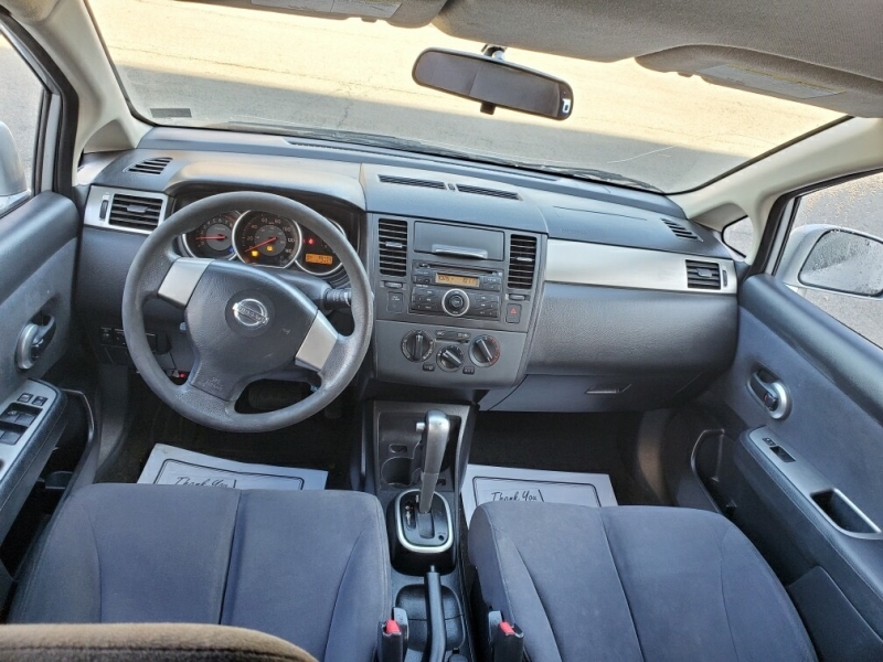 Nissan Versa 2007 price $3,899