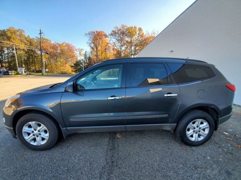 Chevrolet Traverse 2011 price $6,499