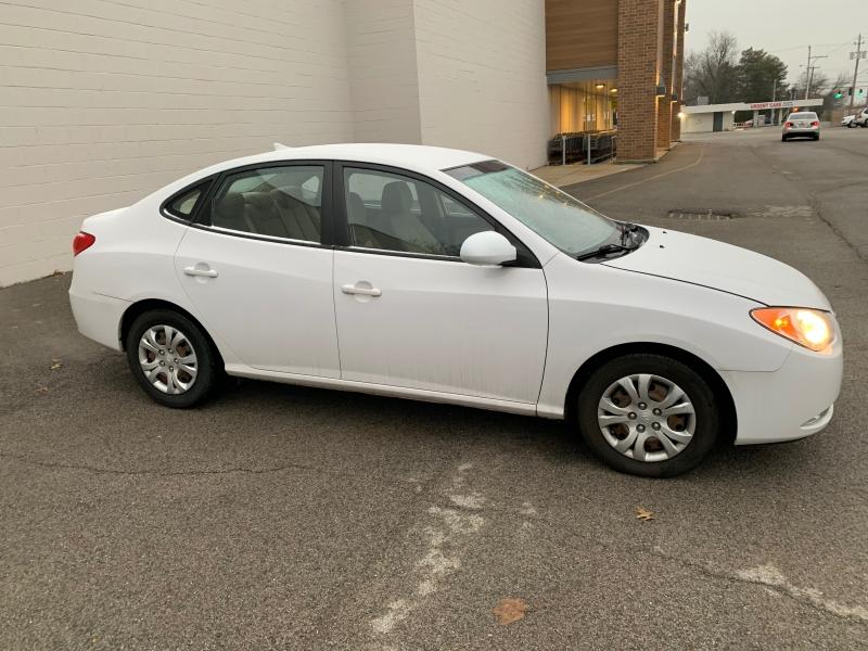 Hyundai Elantra 2010 price $0