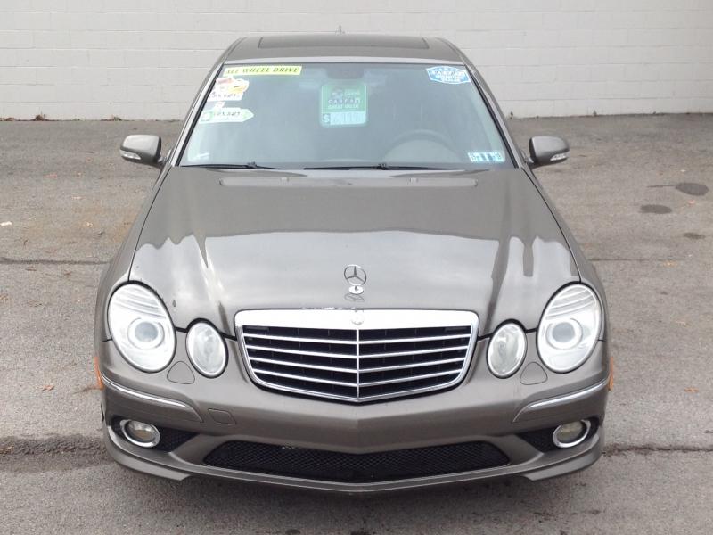 Mercedes-Benz E-Class 2009 price $6,999