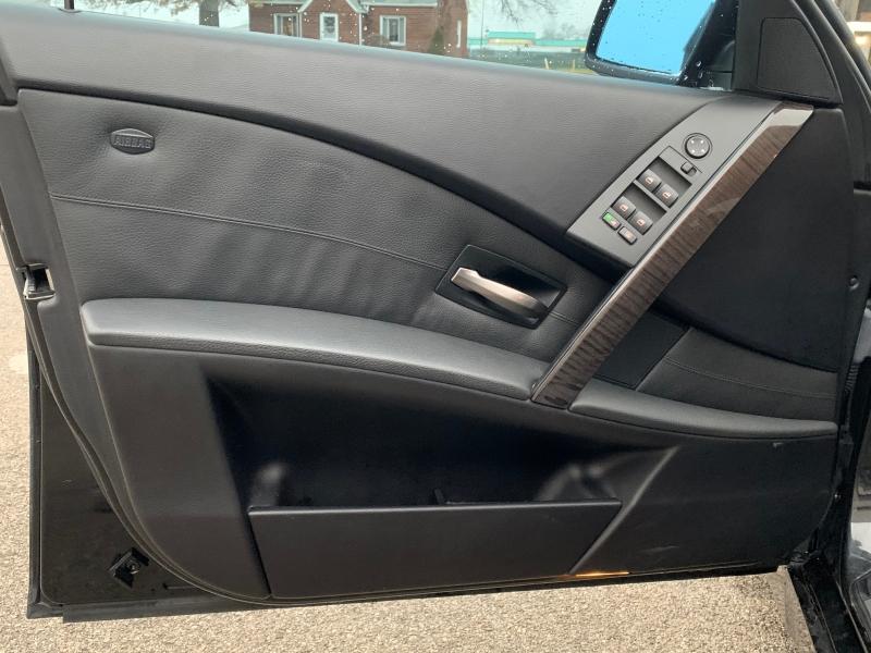 BMW 5-Series 2007 price $5,500