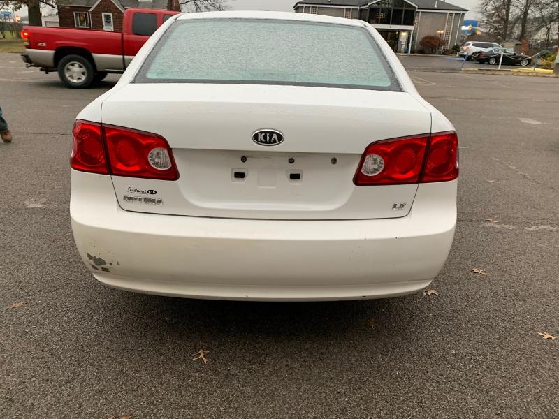 Kia Optima 2008 price $3,500