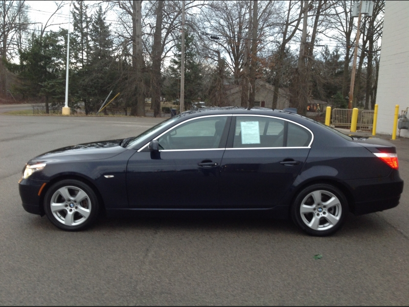 BMW 5-Series 2008 price $6,200