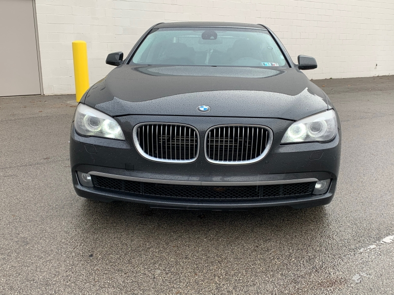 BMW 7-Series 2012 price $16,000